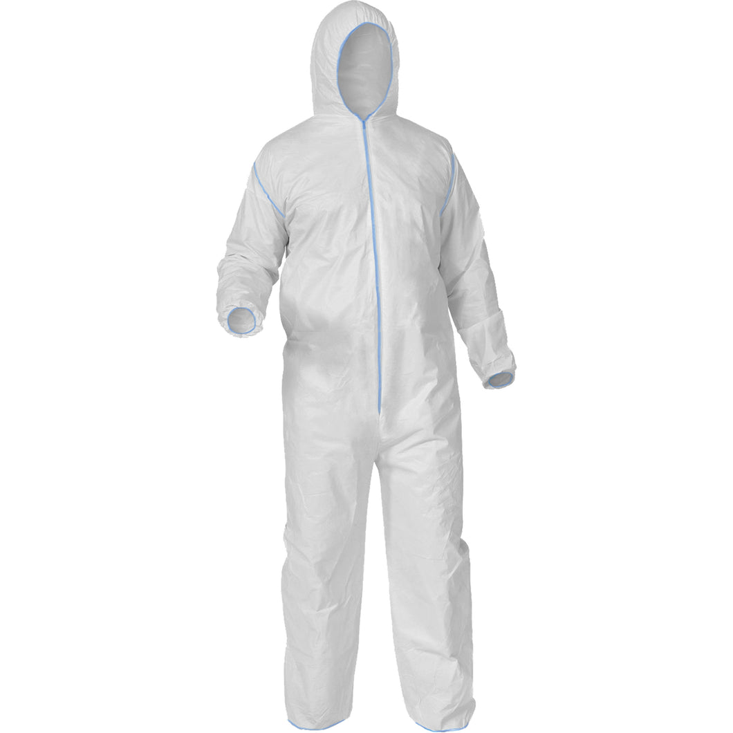 Microporous Coveralls - Case of 25