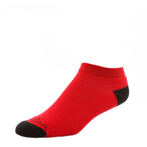 kellan apparel classics red socks