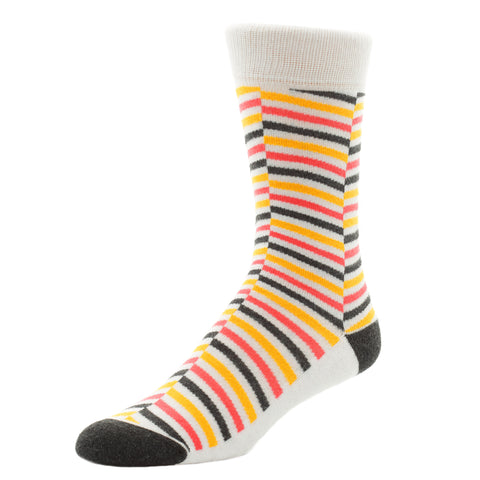 kellan apparel fish tail yellow socks