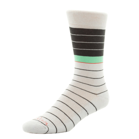 kellan apparel young samurai grey socks