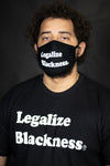 Legalize Adult Face Mask
