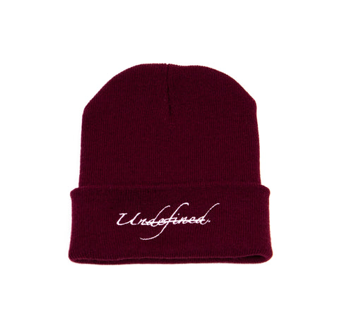 Undefined Classic Beanie