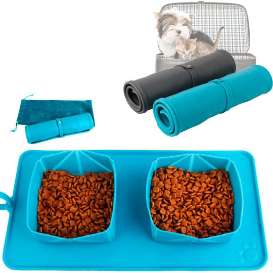 best portable dog bowls