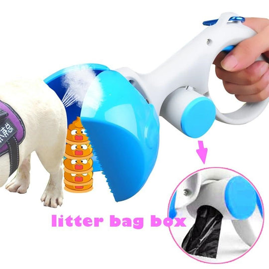 best pooper scooper with bag