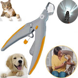 Lighted Pet Nail Clipper