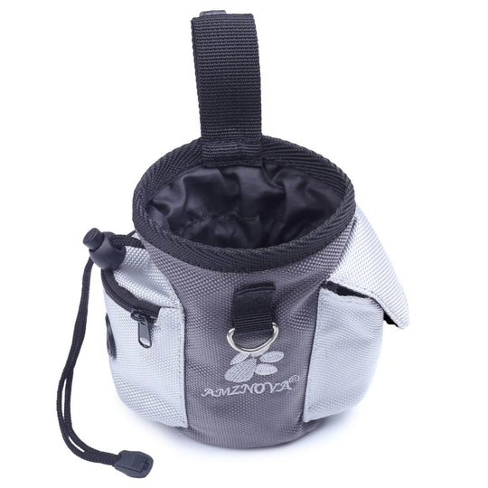 Dog agility treat bag