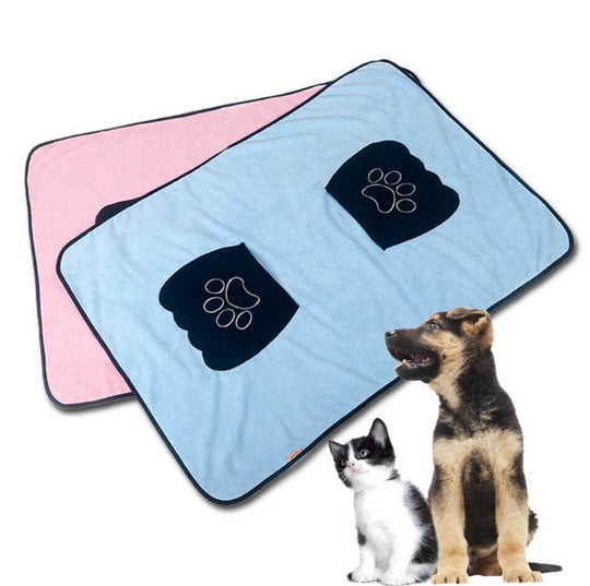 best microfiber dog towel for cats and dogs