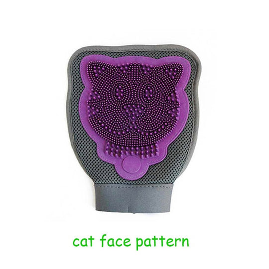 grooming gloves for cats