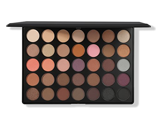 Morphe Pro 35 Color Matte  Professional Palette - WINK EYELASH BAR & MAKEUP STUDIO