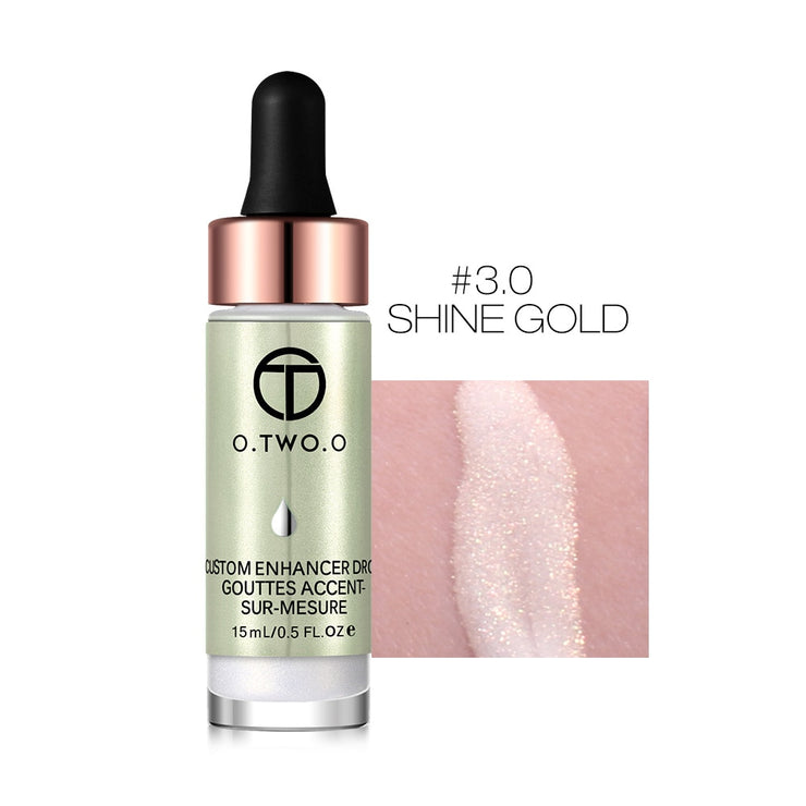 Strobing Liquid Highlighter Shimmer Liquid Illuminator for Face Contour - WINK EYELASH BAR & MAKEUP STUDIO