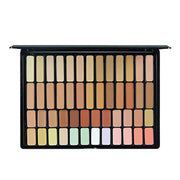 50 Pro Colors Cream Concealer Camouflage Makeup Palette Contouring Kit - WINK EYELASH BAR & MAKEUP STUDIO