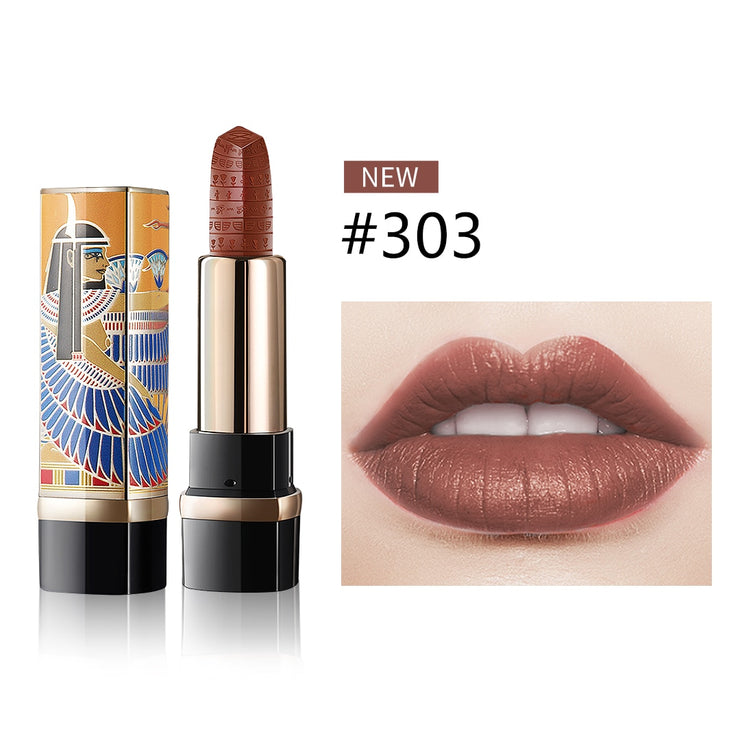 ZEESEA New Egypt Long Lasting Lipsticks - WINK EYELASH BAR & MAKEUP STUDIO