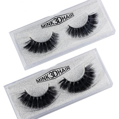 BOLD 3D  Mink Eyelashes - WINK EYELASH BAR & MAKEUP STUDIO