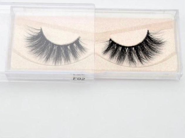 Oh My  3D Mink  Eyelashes - Full & Bold - WINK EYELASH BAR & MAKEUP STUDIO