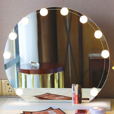 Makeup Light LED Vanity Mirror Lamp - WINK EYELASH BAR & MAKEUP STUDIO