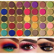 Vivid is the Name Colorful Matte Eye Shadow Palette - WINK EYELASH BAR & MAKEUP STUDIO