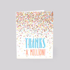 Thanks A Million!