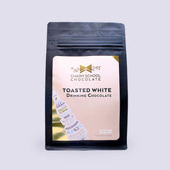 Toasted White Drinking Chocolate Mix