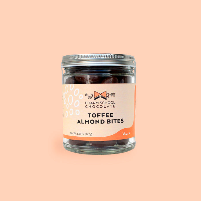Toffee Almond Bites