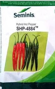 Seminis SHP 4884 CHILLI-1500SEEDS