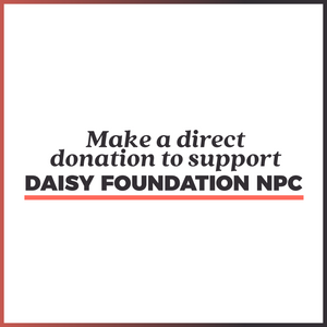 Make a direct donation to Daisy Foundation