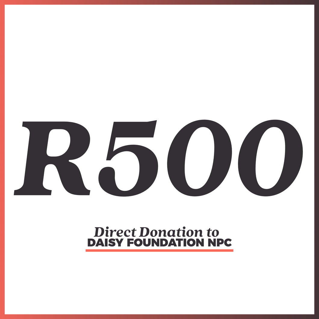 R500 — Direct Donation