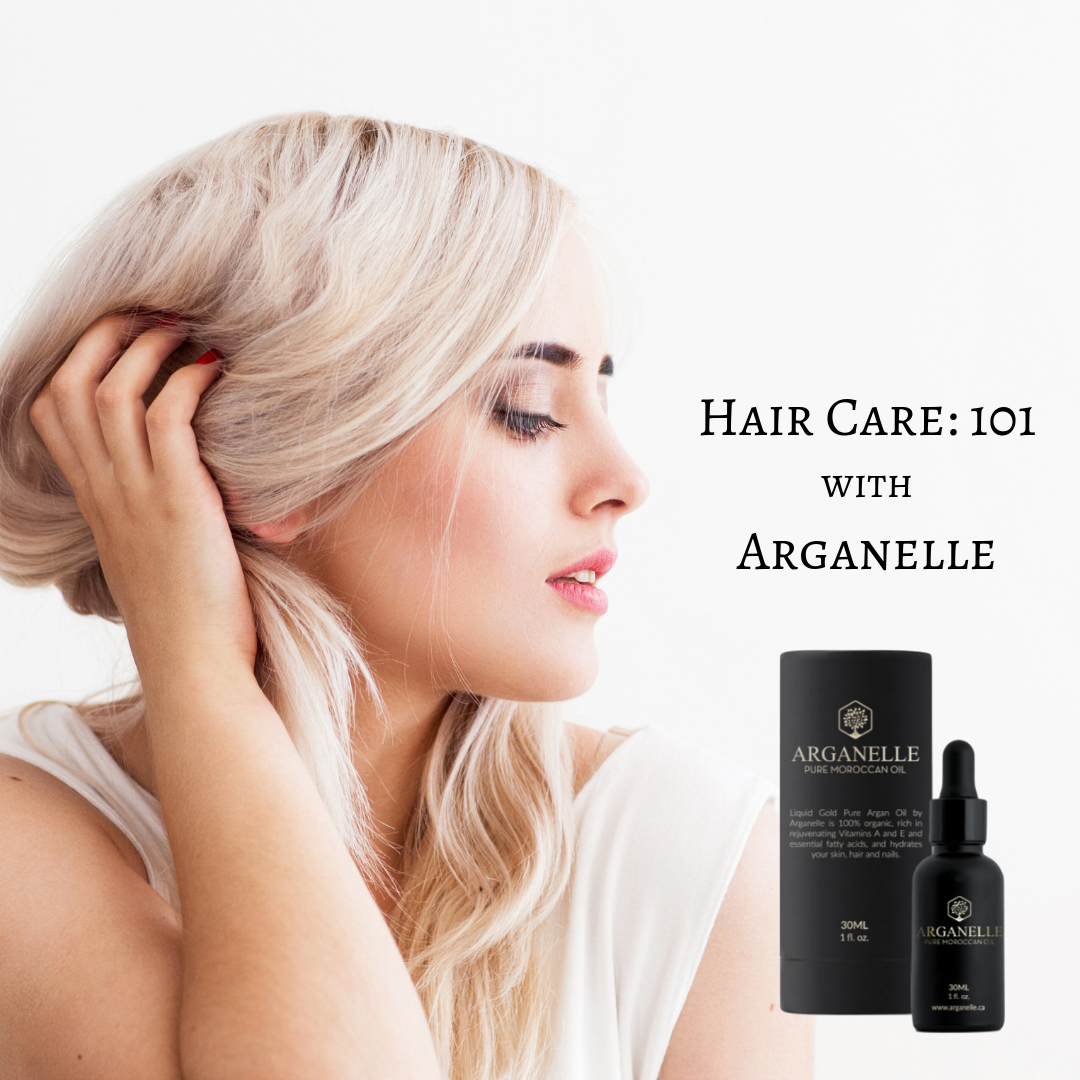 3 Amazing Things Argan Oil Does to Your Hair