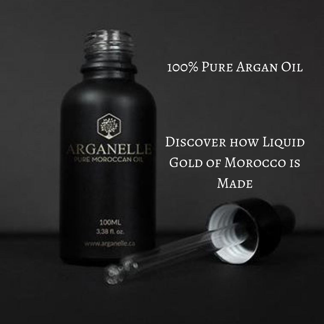 Pure Argan Oil: How It's Made