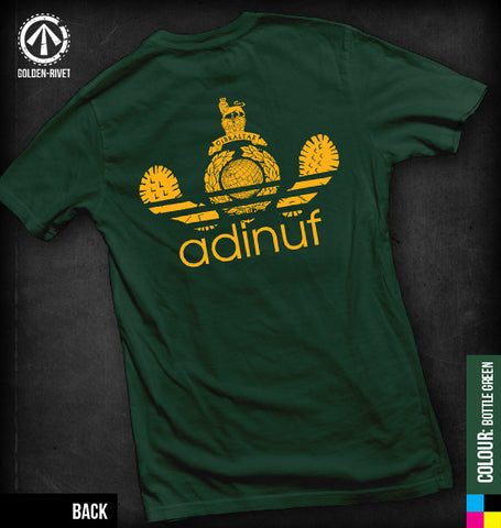Adinuf T-Shirt - Bottle Green
