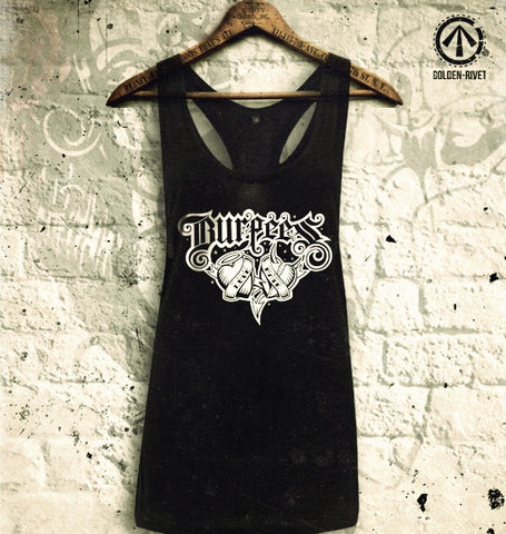 Burpess [Love Hate] Racerback Vest
