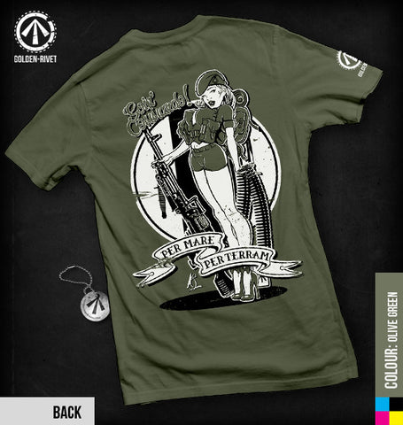 'Goin' Commando' T-Shirt [MENS]