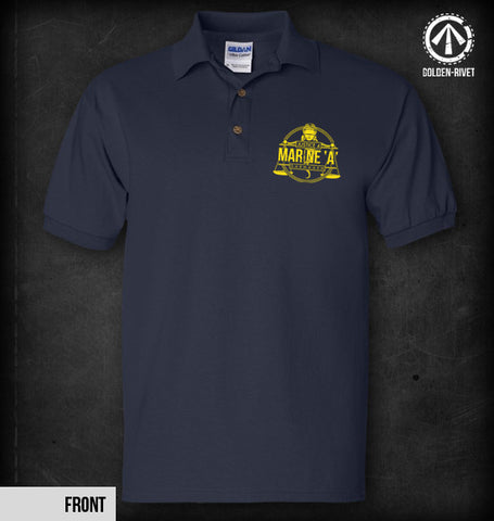Justice 4 Marine A Polo Shirt