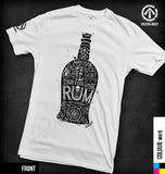 'Rum Ration' T-shirt [Mens]