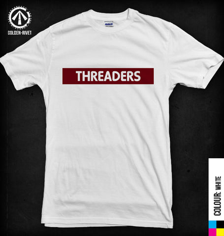 'Threaders' T-shirt