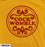 Cock Womble T-shirt