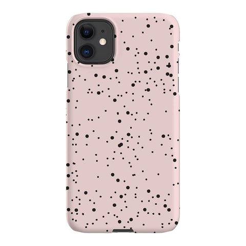 Beton Neige rose iPhone Samsung Galaxy Phone Case The Dairy