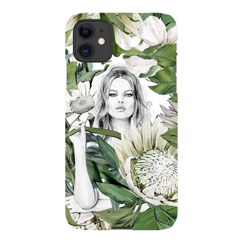 Birdy and Me Botanist iPhone Samsung Galaxy Phone Case The Dairy