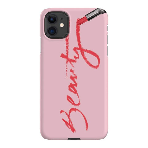 Birdy and Me Lipstick iPhone Samsung Galaxy Phone Case The Dairy