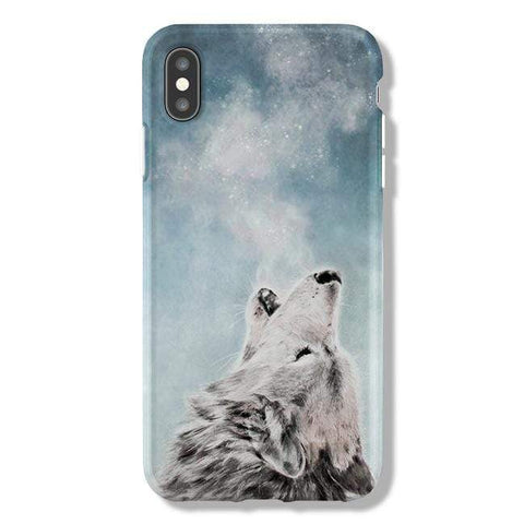 Brigitte May Wolf iPhone Samsung Galaxy Phone Case The Dairy