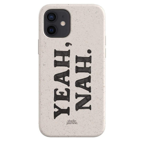 Jasmine Dowling Yeah Nah Bio Case iPhone Samsung Galaxy Phone Case The Dairy
