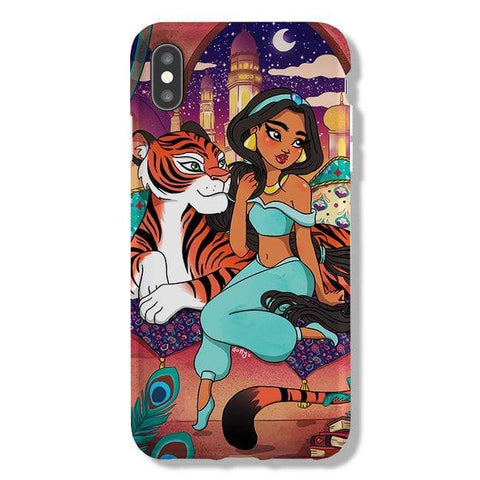 Lauren Carney Jasmine iPhone Samsung Galaxy Phone Case The Dairy