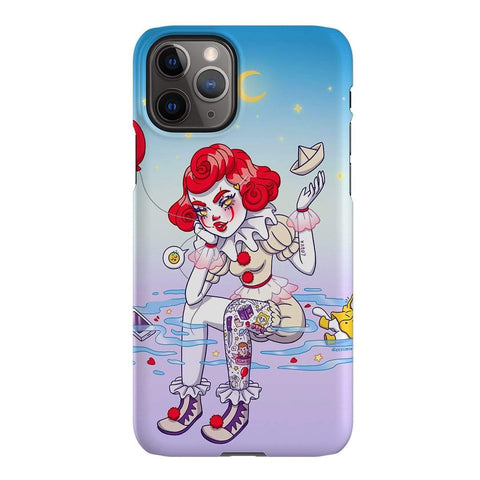 Lauren Carney Pennywise iPhone Samsung Galaxy Phone Case The Dairy