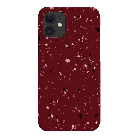 The Dairy Berry Terrazzo iPhone Samsung Galaxy Phone Case The Dairy