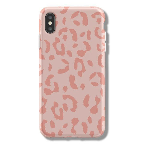 The Dairy Pink Leopard iPhone Samsung Galaxy Phone Case The Dairy
