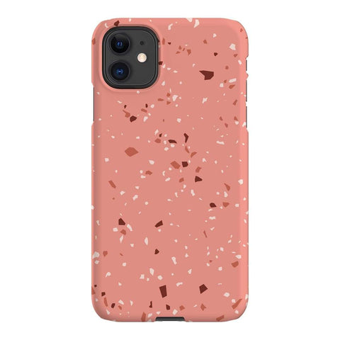 The Dairy Rose Terrazzo iPhone Samsung Galaxy Phone Case The Dairy