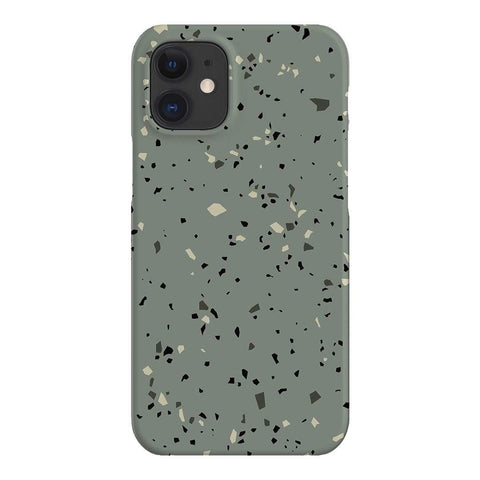 The Dairy Sage Terrazzo iPhone Samsung Galaxy Phone Case The Dairy