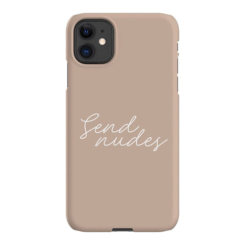 The Hera Series Send Nudes iPhone Samsung Galaxy Phone Case The Dairy