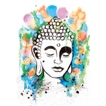 Buddha Fine Art Print - perfect for the spiritual warrior