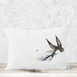 swift bird pillow