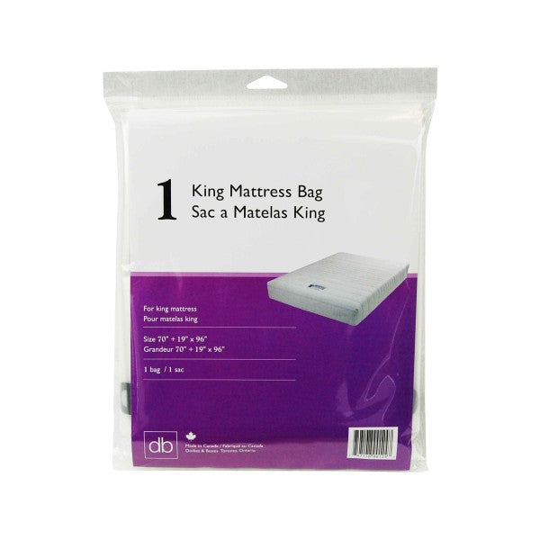 King Mattress Cover Packaged; 70